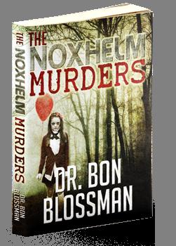 The Noxhelm Murders   a teen mystery novel